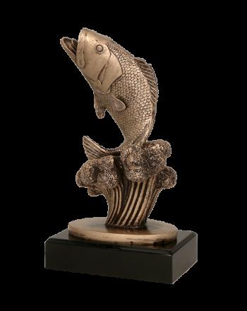 Figurka odlewana - ryba 23cm