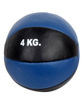 Piłka lekarska 4 kg skórzana