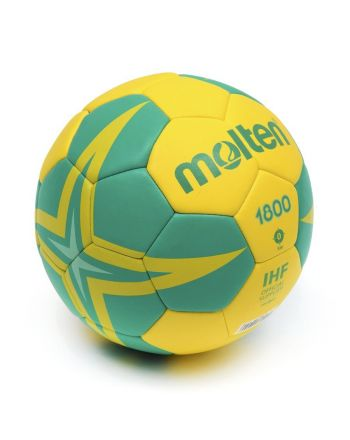 H2X1800-YG Piłka do ręcznej Molten 1800