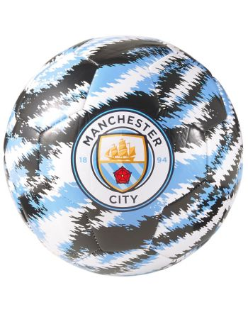 Piłka Puma Manchester City Iconic Big Cat Ball 083494 09