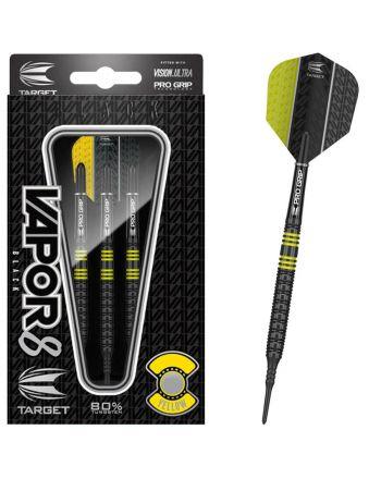 Rzutki Target Vapor 8 black 19g Soft 100448