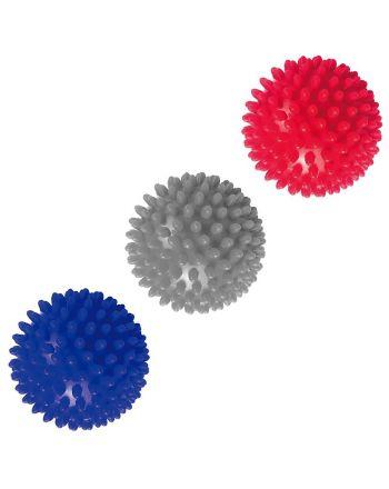 Piłki jeżyki do masażu 7cm - 3 sztuki 1028743
