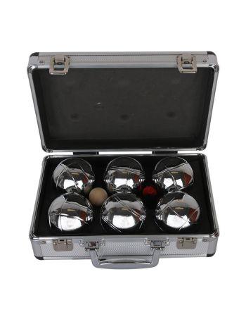 Gra Kule Boule 6 szt Enero w aluminiowej walizce 1033631