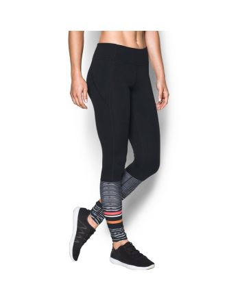 Spodnie UA Mirror Striped Legging 1298552 001