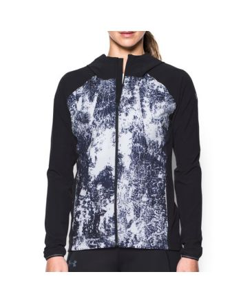 Kurtka do biegania UA Outrun The Storm Printed Jkt 1304715 001