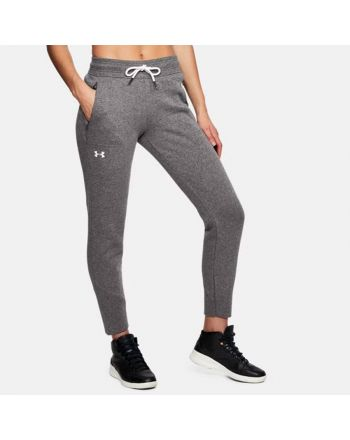 Spodnie UA Slim Leg Rib Cuff Jogger 1320607 019