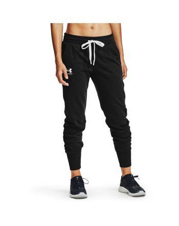 Spodnie UA Rival Fleece Joggers 1356416 001