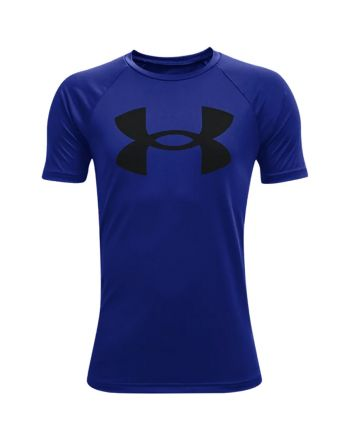 Koszulka UA Y Tech Big Logo SS 1363283 400