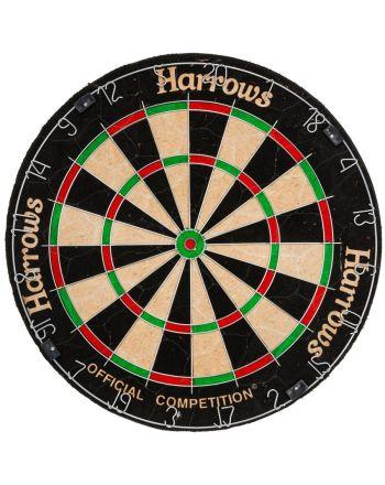 Tarcza Dart sizalowa 45cm Harrows Official Competition