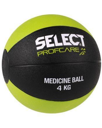 Piłka lekarska gumowa 4.0 kg Select