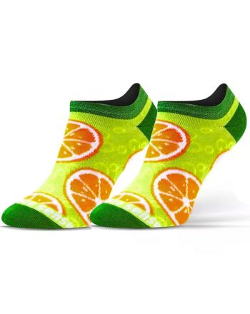 Skarpety Sesto Senso pomarańcze