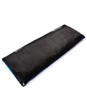 Śpiwór Meteor Dreamer czarno-niebieski