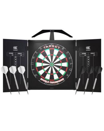 Tarcza Dart sizalowa Target World Champion ARC CABINET + oświetlenie