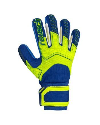 Rękawice bramkarskie Reusch Attrakt Freegel S1 Finger Support LTD 50 70 261 2199