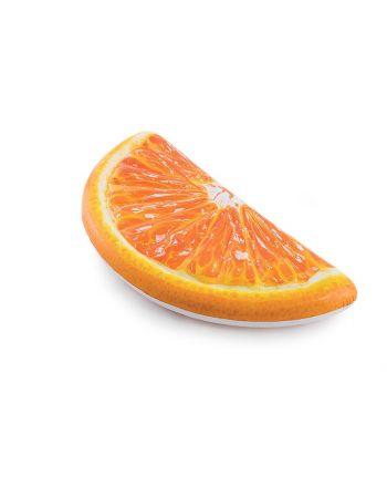 Zabawka materac pomarańcza 170x76x17 cm