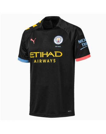 Koszulka Puma Manchester City FC Away Shirt 755590 02