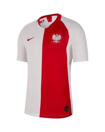 Koszulka Nike Poland Vapor Match JSY SS DSR AJ5004 100-S