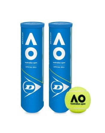 Piłka tenisowa Dunlop Australian Open 2x4 szt
