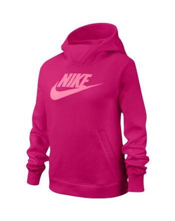 Bluza Nike Sportswear Girls' Pullover Hoodie BV2717 615