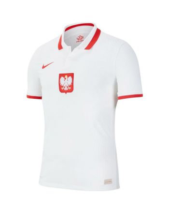 Koszulka Nike Poland M Vapor Match JSY SS Home CD0590 100