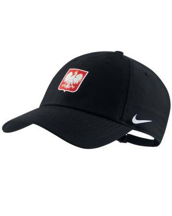 Czapka z daszkiem Nike Polska CU7617 010