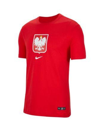 Koszulka Nike Poland Tee Evergreen Crest CU9191 611