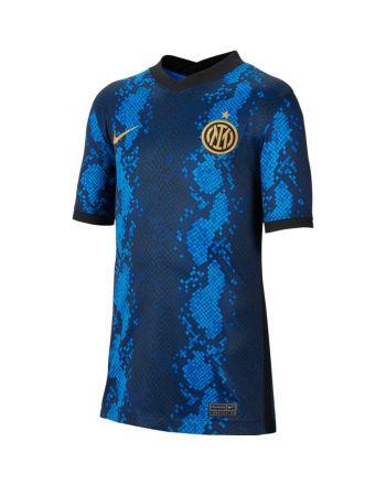 Koszulka Nike Inter Mediolan 2021/22 Stadium Home CV8228 414