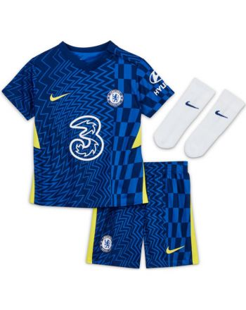 Komplet Nike Chelsea FC Kids' Soccer Kit CV8295 409