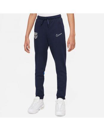 Spodnie Nike FC Barcelona Kids' Soccer Pants CW0677 451