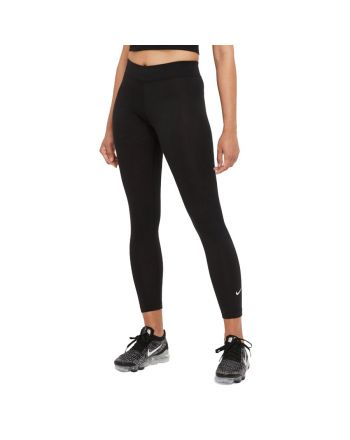 Legginsy Nike Sportswear Essential Women's 7/8 Mid-Rise Leggings CZ8532 010