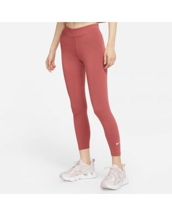 Legginsy Nike Sportswear Essential Women's 7/8 Mid-Rise Leggings CZ8532 691