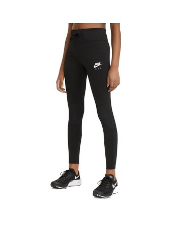 Legginsy Nike Air Big Kids' (Girls') Training Leggings DA1003 010