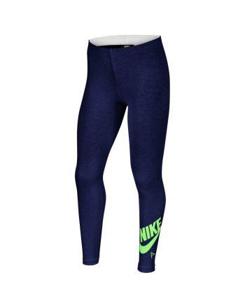 Legginsy Nike Air Favorites Big Kids' (Girls') Leggings DA1130 492