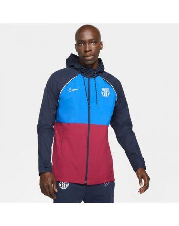 Kurtka Nike FC Barcelona Men's Soccer Jacket DA2465 427