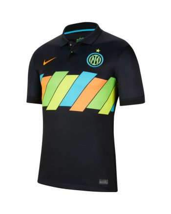 Koszulka Nike Inter Mediolan 2021/22 Stadium Third DB5899 011