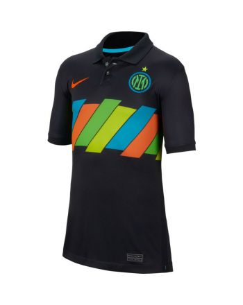 Koszulka Nike Inter Mediolan 2021/22 Stadium Third DB6244 011