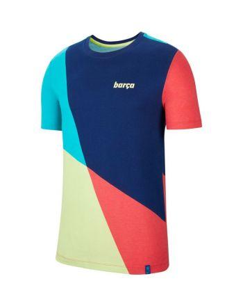 Koszulka Nike FC Barcelona TEE Ignite Blaugdi DB7669 343