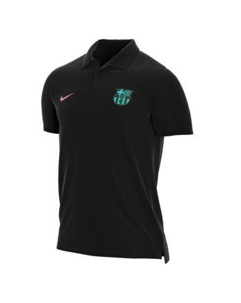 Koszulka Nike FCB POLO PQ CRE CL DC0372 010