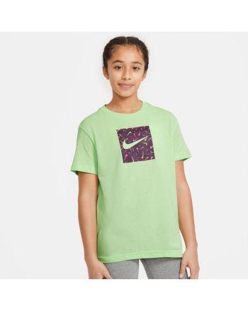 Koszulka Nike Sportswear Girls T-Shirt DD3864 376