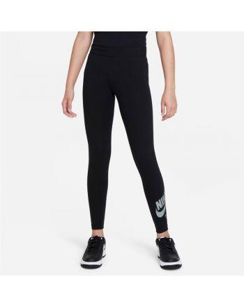 Legginsy Nike Air Big Kids' (Girls') Leggings DD7140 010