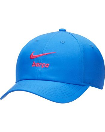 Czapka Nike FC Barcelona Heritage86 DH2375 405
