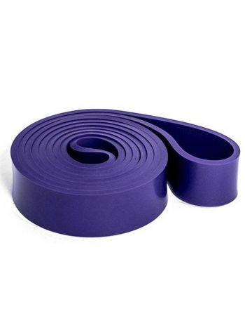 Taśma gumowa POWER BAND 11-29 kg - 208x1,9x4,5 fiolet