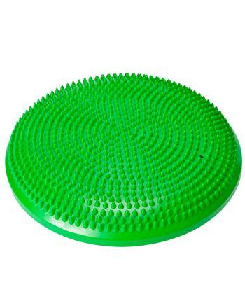 Poduszka balansowa do koordynacji ruchowej Allright 32 cm zielona FE05022