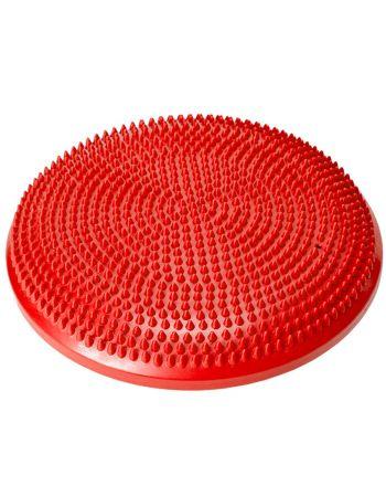 Poduszka balansowa do koordynacji ruchowej Allright 32 cm czerwona FE05023