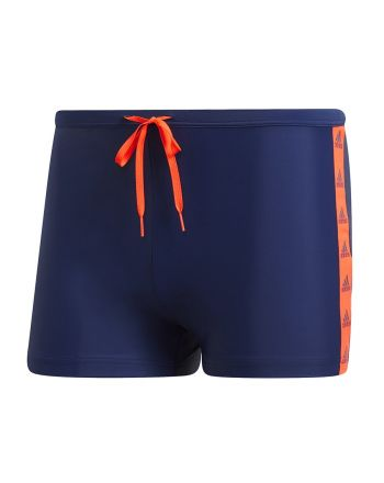 Kąpielówki adidas Fitness Taper Swim Boxer FJ4724