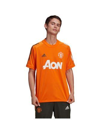 Koszulka piłkarska adidas Manchester United Training Jersey FR3656