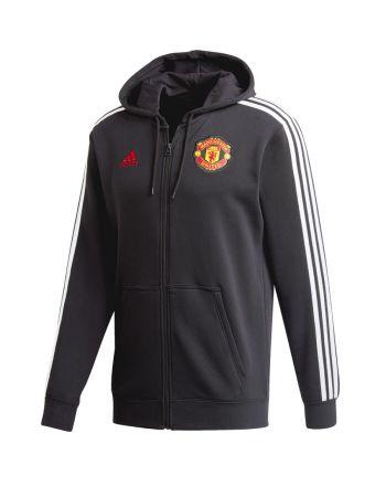 Bluza adidas Manchester United 3S FZ HD FR3846