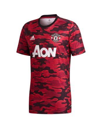 Koszulka adidas Manchester United Pre Match FR6033