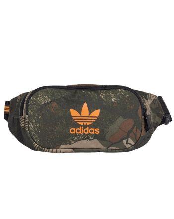 Saszetka biodrowa adidas Originals Camo Waist Bag FT9304