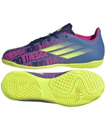 Buty adidas X Speedflow Messi.4 IN J FY6914
